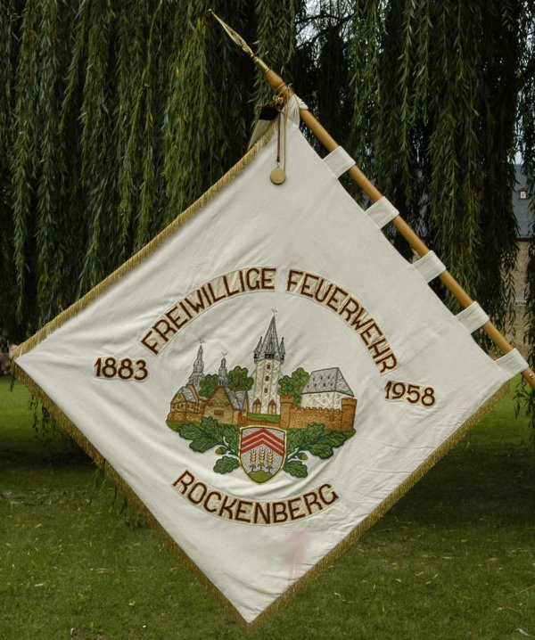 Fahne vorne